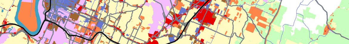Zoning Map - detail graphic
