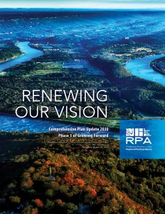 CHCRPA Comprehensive Plan 2030: Renewing Our Vision - Cover 2016