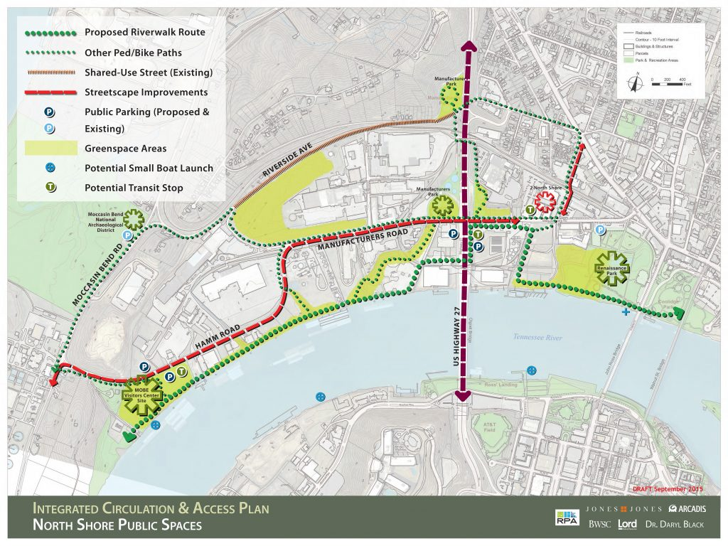 North Shore_Integrated Circulation Access Plan_09032015 draft 13X17