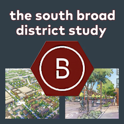 South Broad District Study-Graphic