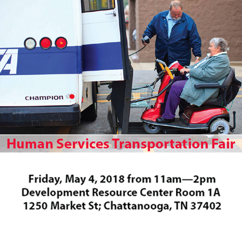 Human Services Transportation Fair